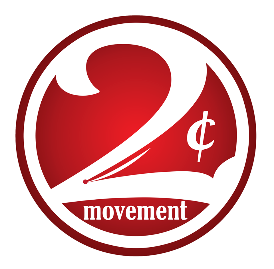 The 2 Cents Movement